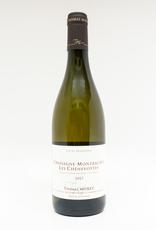 Wine-White-Round Thomas Morey Chassagne-Montrachet AOC Les Chenevottes 2017
