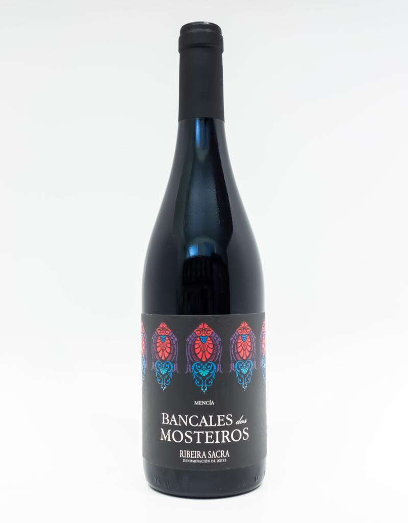 Wine-Red-Lush Bancales des Mosteiros Mencia Ribeira Sacra DO 2018