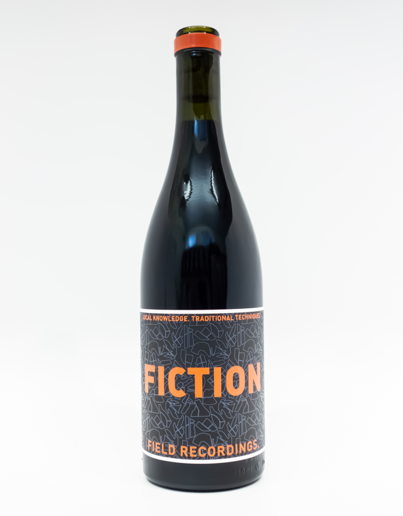 Wine-Red-Big Field Recordings 'Fiction' Red Paso Robles 2017