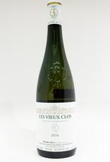 Wine-White-Rich Nicolas Joly Les Vieux Clos Savennieres AOC 2016