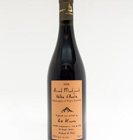 Wine-Red-Lush La Kiuva Vallee d'Aosta DOC 'Arnad Montjovet' 2016