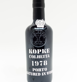 Wine-Fortified-Port Kopke Colheita Porto 1978 375ml