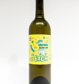 Wine-White-Crisp The Way Back Sauvignon Blanc California 2018