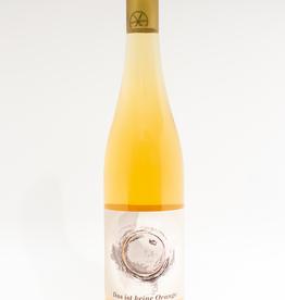 Wine-Orange/Skin-fermented Schlossmuhlenhof 'das ist keine orange' Landwein 2018