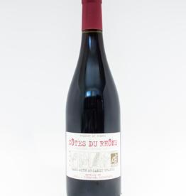 Wine-Red-Lush Vignerons Ardechois Cotes du Rhone AOC Rouge 2018