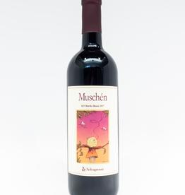 Wine-Red-Lush Selvagrossa 'Muschen' Marche Rosso IGT 2017