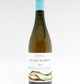 Wine-White-Round Orto Vins 'Blanc d'Orto' Montsant DO 2014