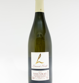 Wine-White-Round Laurent Kraft Vouvray AOC Sec 2015