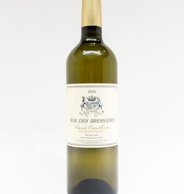 Wine-White-Rich Mas Des Bressades Cuvee Excellence Roussanne Viognier Pays du Gard IGP 2016