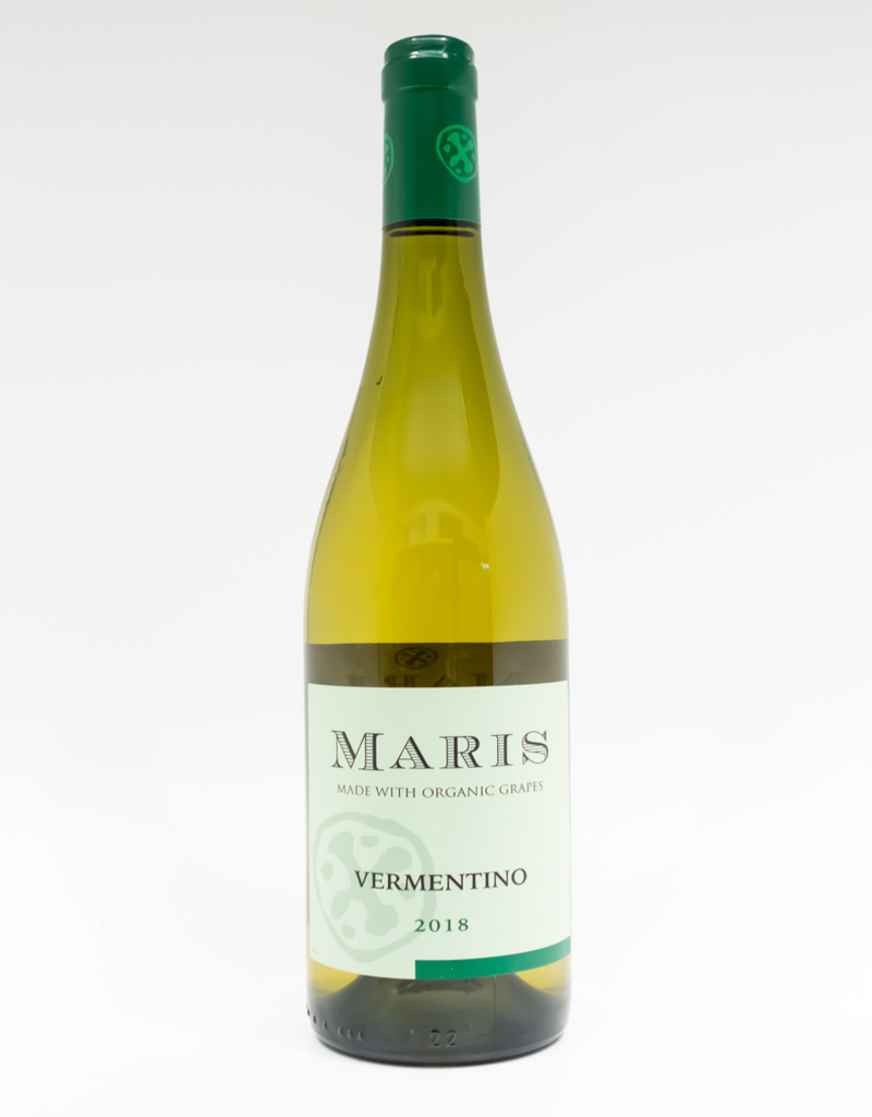 Wine-White-Rich Maris Vermentino Vin de France 2018