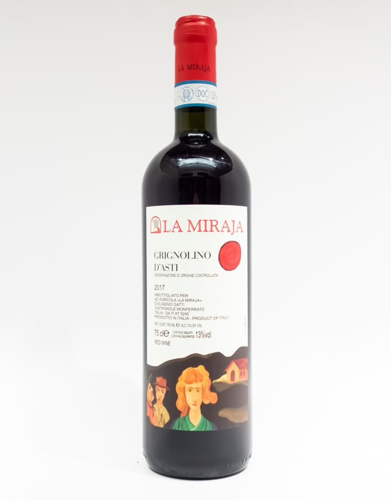 Wine-Red-Light La Miraja Grignolino d'Asti DOC 2017