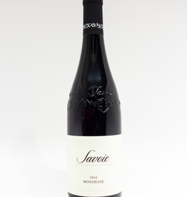 Wine-Red-Light Perrier Jean Mondeuse 'Gastronomie' Vin de Savoie 2015