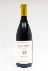 Wine-Red-Lush Holloran Pinot Noir Willamette Valley 2014