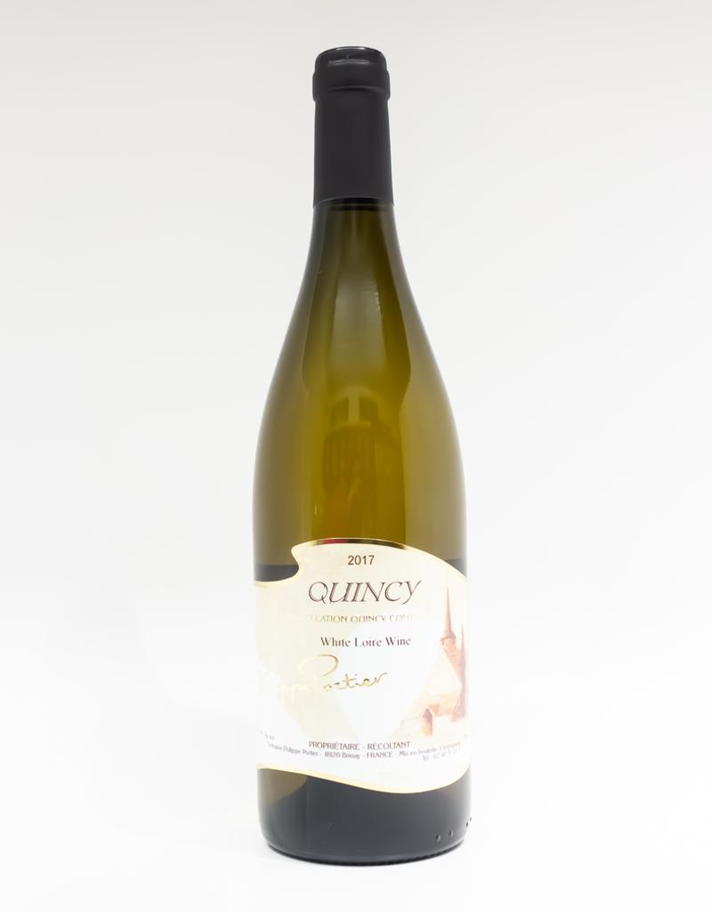 Wine-White-Crisp Phillippe Portier Quincy AOC 2017