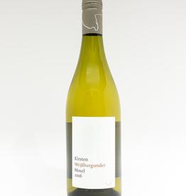 Wine-White-Crisp Weingut Kirsten Weissburgunder Mosel 2016