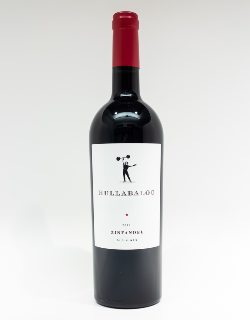 Wine-Red-Big Hullabaloo Zinfandel Lodi 2016