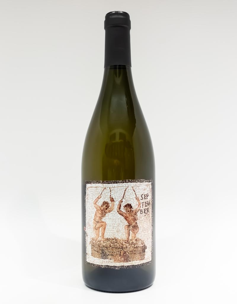 Wine-White-Round Domaine de L'Ecu 'Janus' Chardonnay Vin de France 2018