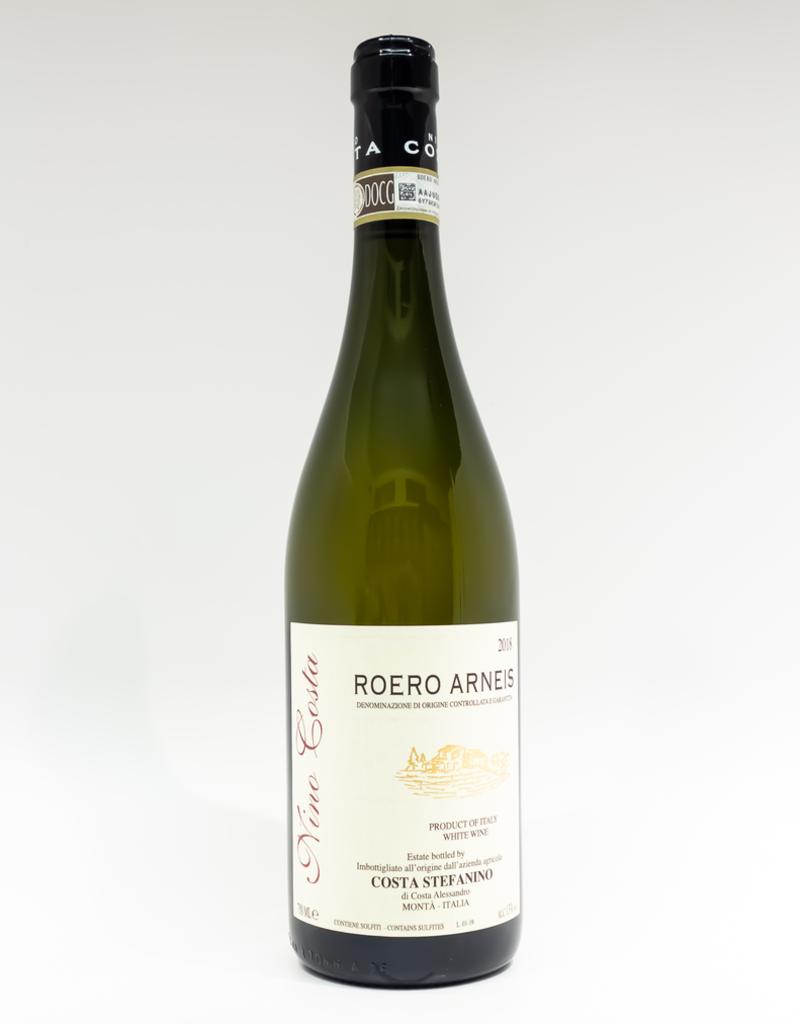 Wine-White-Round Nino Costa Roero Arneis DOCG 2018
