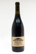 Wine-Red-Light Eminence Farm Road Winery Cabernet Franc Elizabeth's Vineyard Seneca Lake 2017