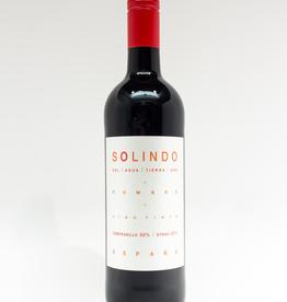 Wine-Red-Lush Solindo Tempranillo-Syrah La Mancha 2016