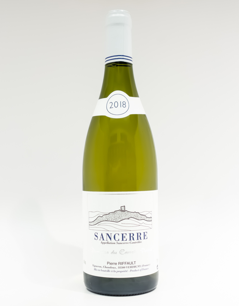 Wine-White-Crisp Domaine Carroir Perrin Sancerre AOC 2018