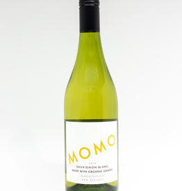 Wine-White-Crisp Momo Sauvignon Blanc Marlborough 2019