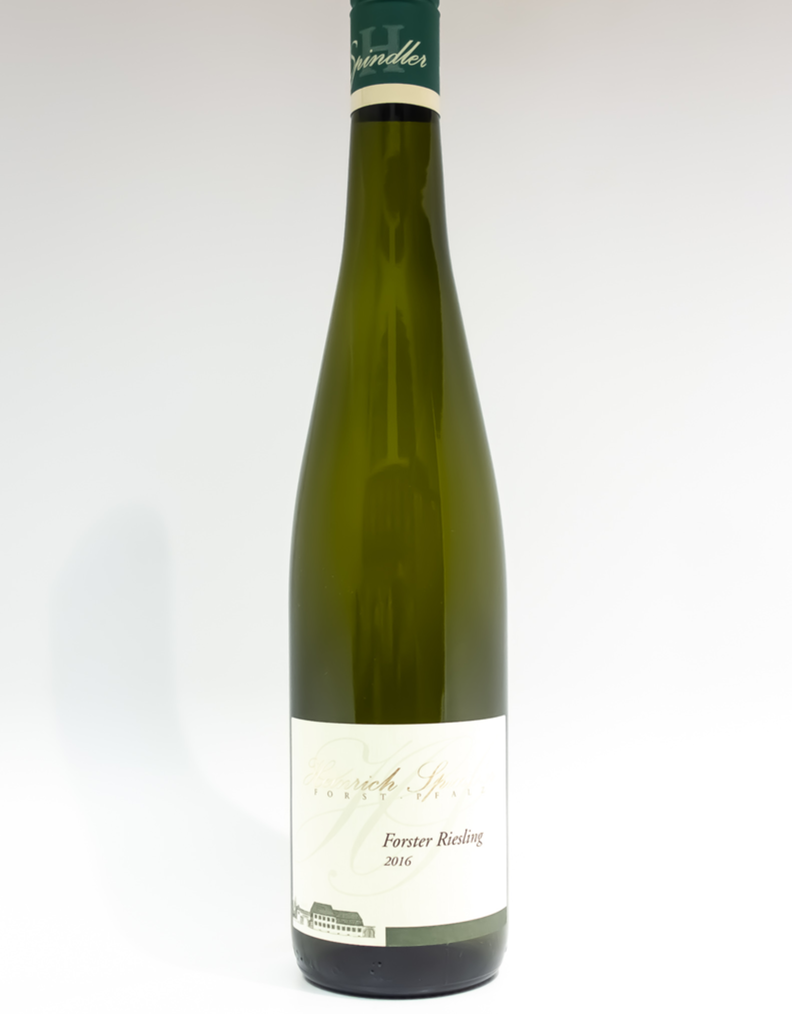 Wine-White-Crisp Weingut Spindler 'Forster' Riesling Trocken Pfalz 2016
