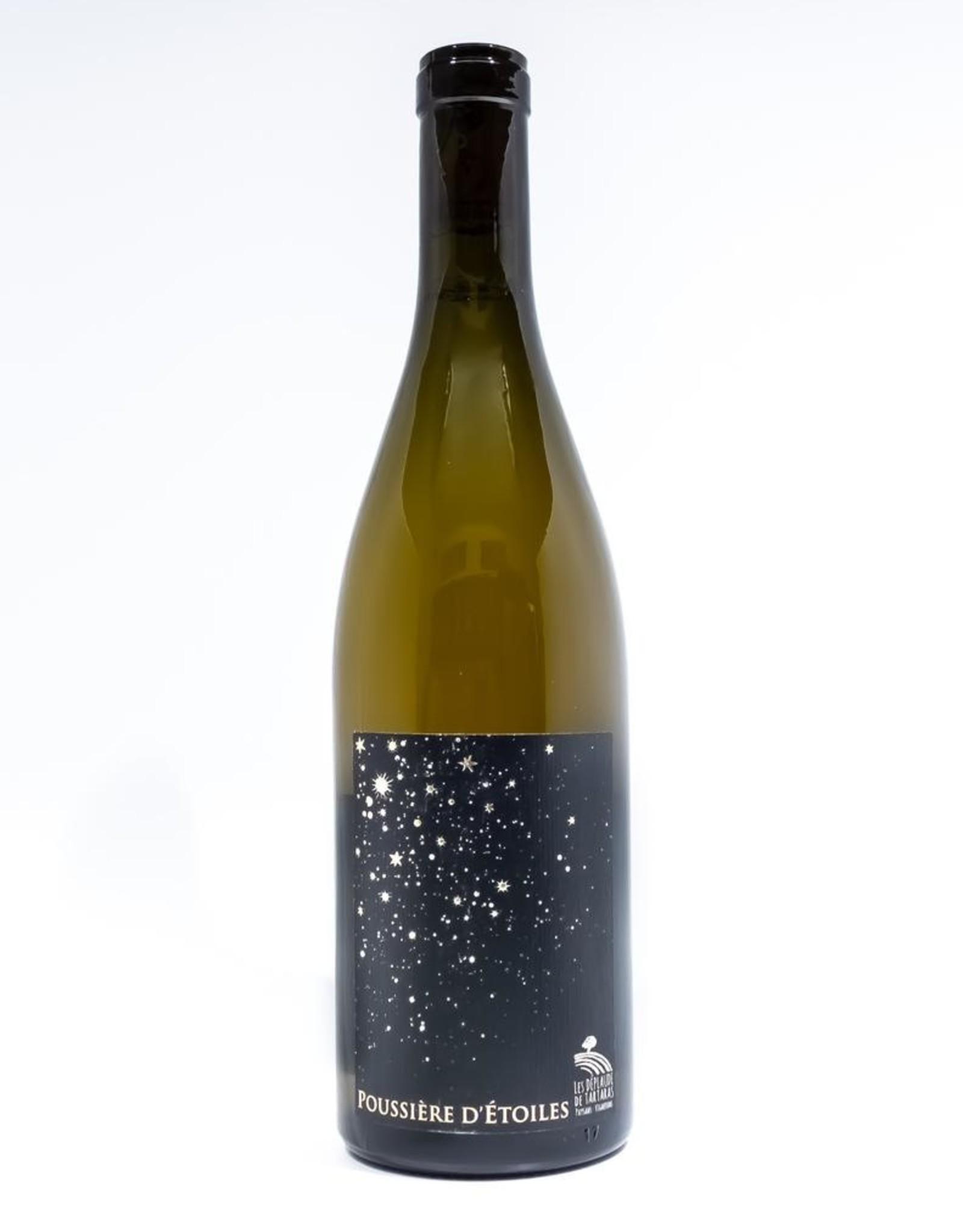 Wine-White-Round Les Deplaude de Tartaras Chardonnay-Viognier 'Poussiere d'Etoiles' VdF 2016