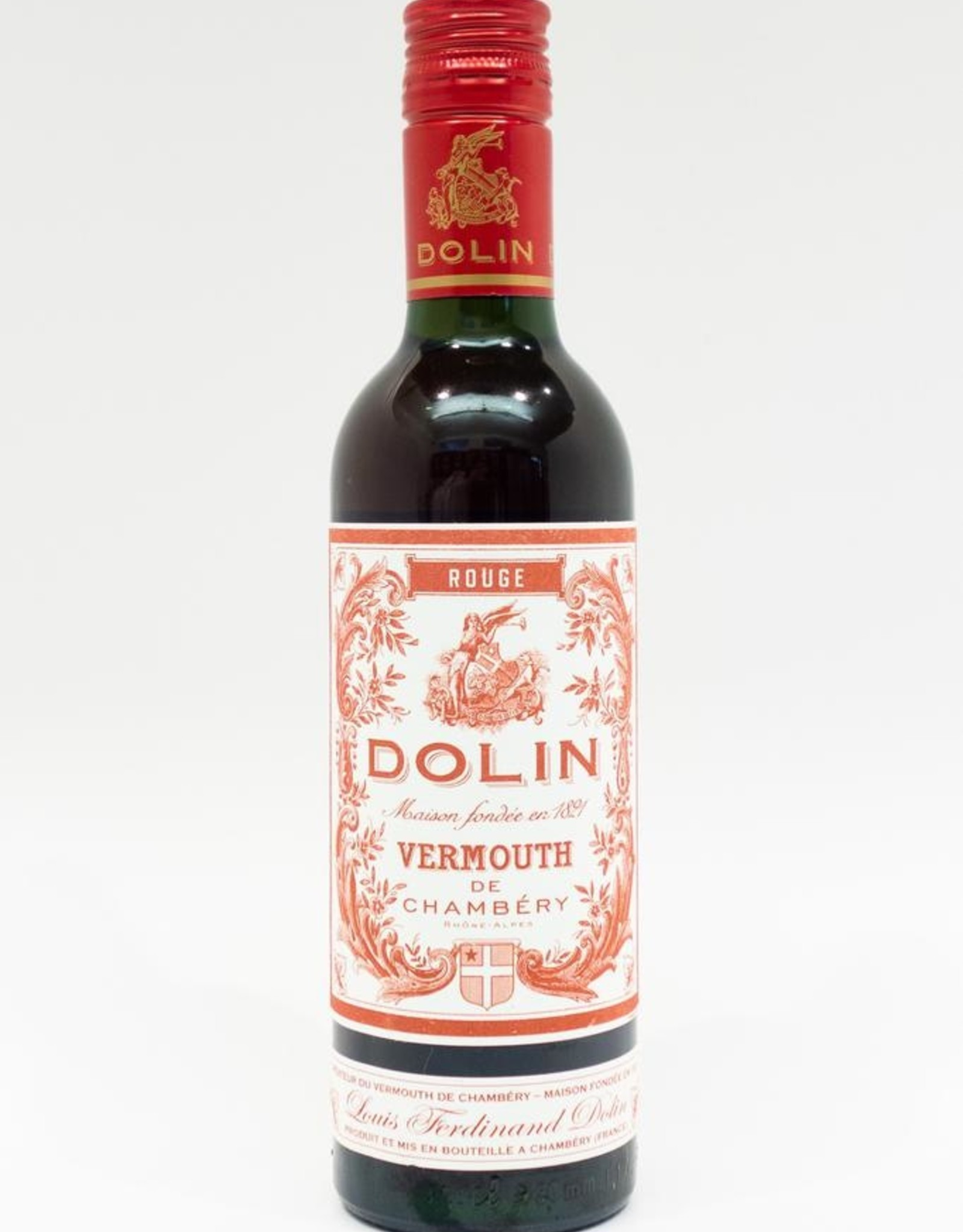 Wine-Aromatized-Vermouth Dolin Rouge Vermouth 375ml