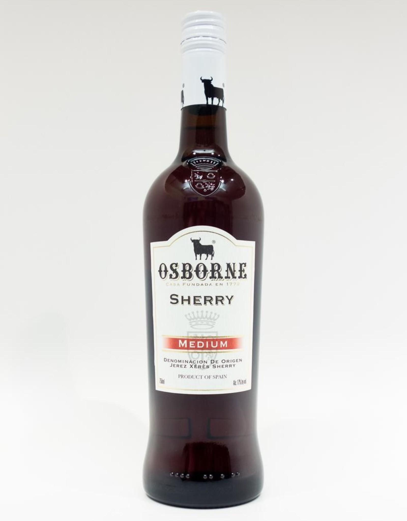 Wine-Fortified-Sherry Osborne Medium Sherry