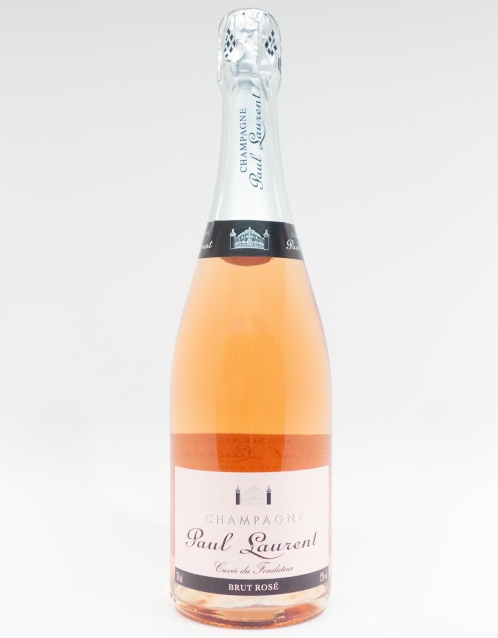 Wine-Sparkling-Champagne Paul Laurent Champagne AOC Rose Brut NV