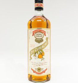 Spirits-Liqueur-Fruit Ferrand Dry Curacao Orange 750ml