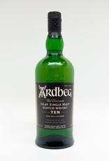 Spirits-Whiskey-Scotch-Single-Malt Ardbeg 10 Year Old Single Malt Scotch Whisky 750ml