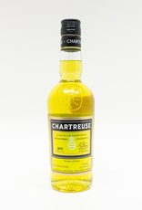 Spirits-Liqueur-Botanical Chartreuse Liqueur Yellow 375ml