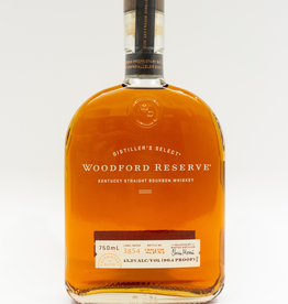 Spirits-Whiskey-Bourbon Woodford Reserve Bourbon 750ml