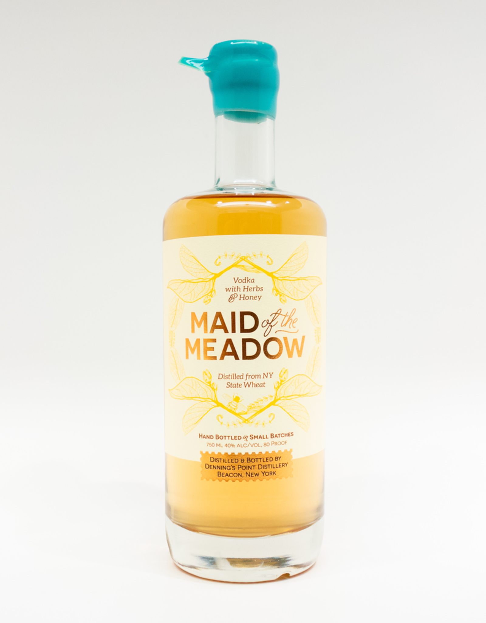 Spirits-Vodka Dennings Point Distillery Maid of the Meadow Vodka 750ml