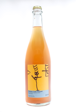 Wine-Sparkling-Petillant Naturel Bloomer Creek Vineyard Skin-Fermented Gewurztraminer Pet Nat 2019
