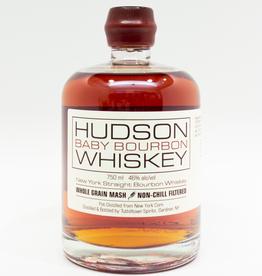 Spirits-Whiskey-Bourbon Tuthilltown Spirits Hudson Baby Bourbon 750ml