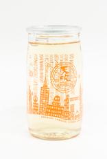 Sake-Junmai-Yamahai Amabuki Yamahai Junmai Omachi Cup Sake 180ml