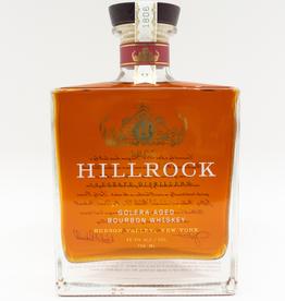 Spirits-Whiskey-Bourbon Hillrock Solera Aged Bourbon Cabernet Cask Finish 750ml