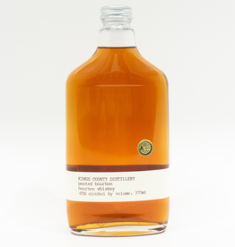 Spirits-Whiskey-Bourbon Kings County Distillery Peated Bourbon Whiskey 375ml
