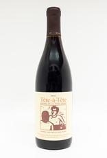Wine-Red-Big Domaine de la Terre Rouge 'Tete a Tete' Sierra Foothills 2013