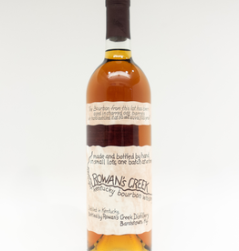 Spirits-Whiskey-Bourbon Rowan's Creek Distillery Kentucky Bourbon Whiskey