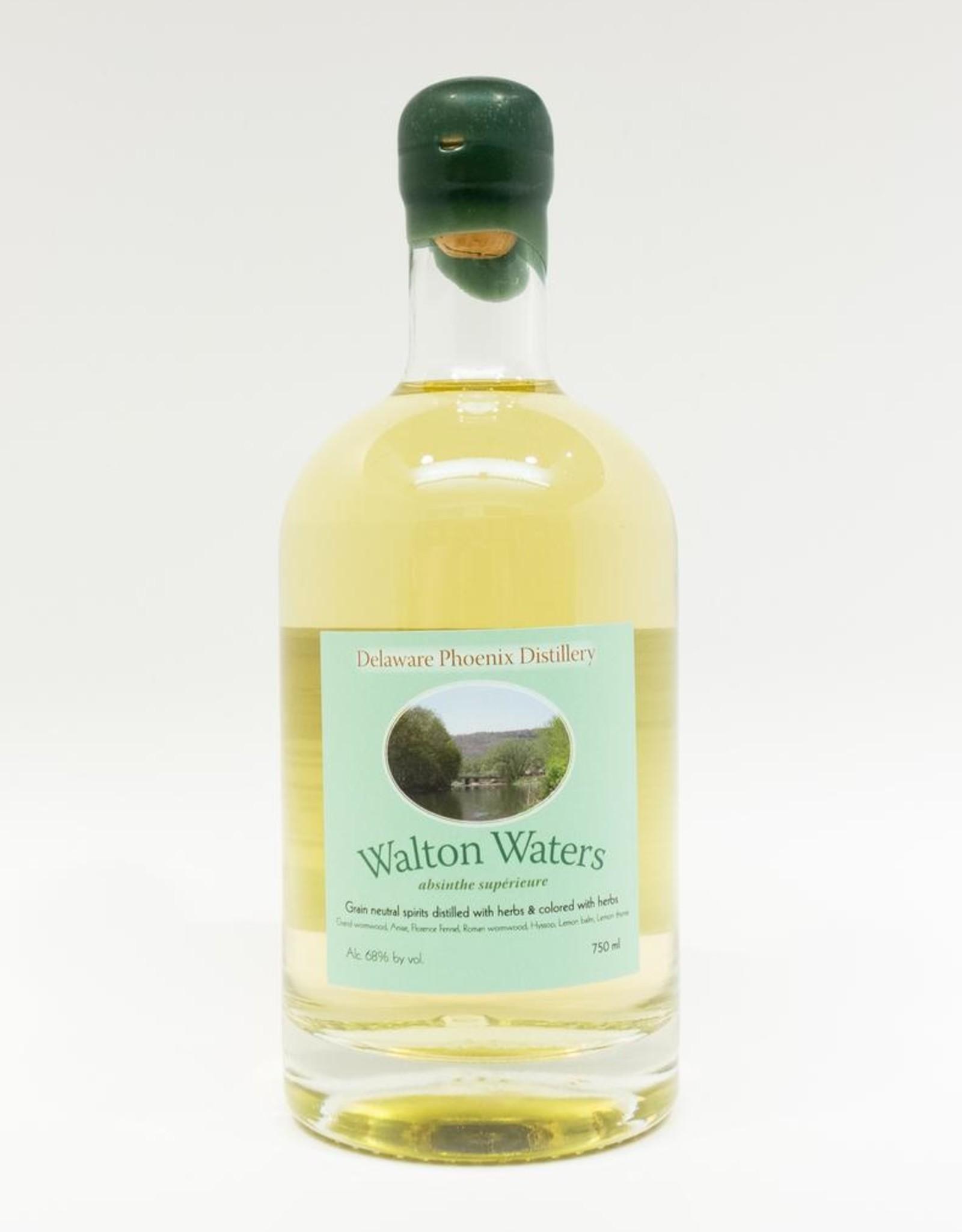 Spirits-Anise-Absinthe Delaware Phoenix Distillery Absinthe Superieure 'Walton Waters' 750ml