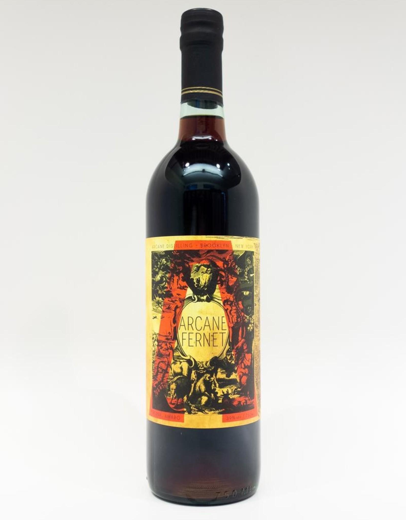 Spirits-Liqueur-Amaro Arcane Fernet 750ml