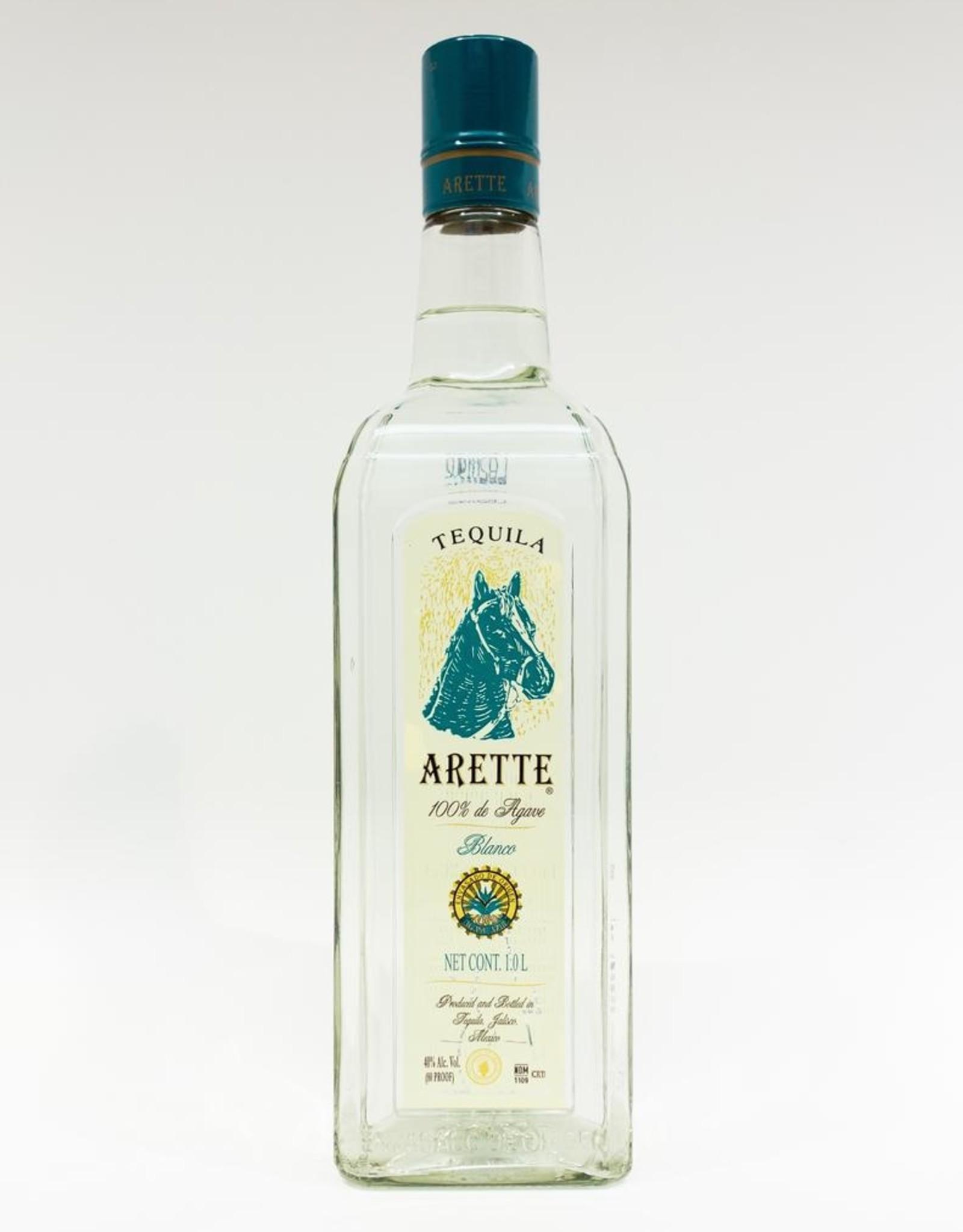 Spirits-Tequila-Silver Arette Tequila Blanco 1L
