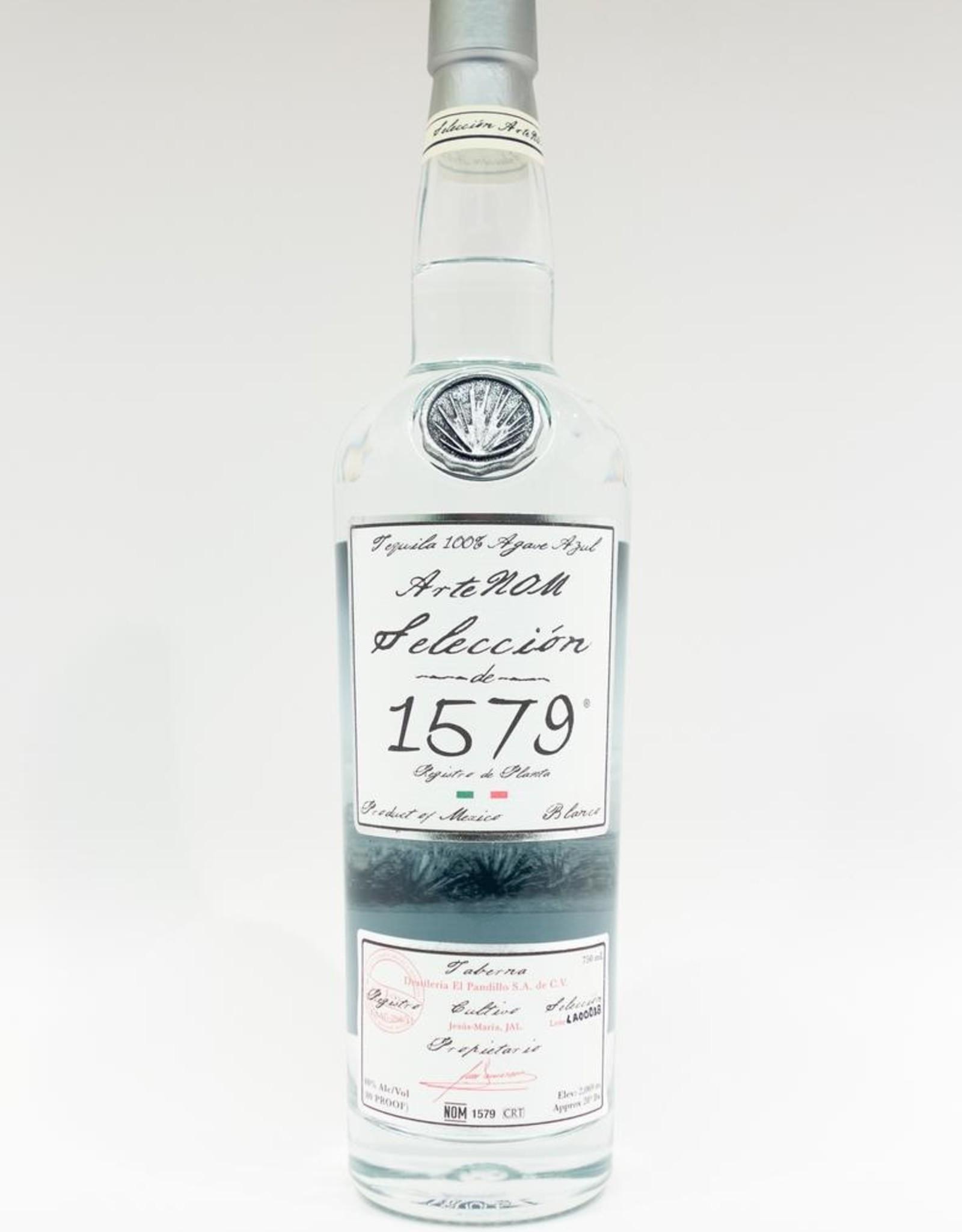 Spirits-Tequila-Silver ArteNOM 1579 Tequila Blanco 750ml