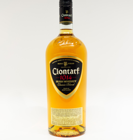 Spirits-Whiskey-Irish Clontarf Irish Whiskey Black Label 1L