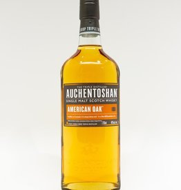 Spirits-Whiskey-Scotch-Single-Malt Auchentoshan American Oak Single Malt Whisky 750ml