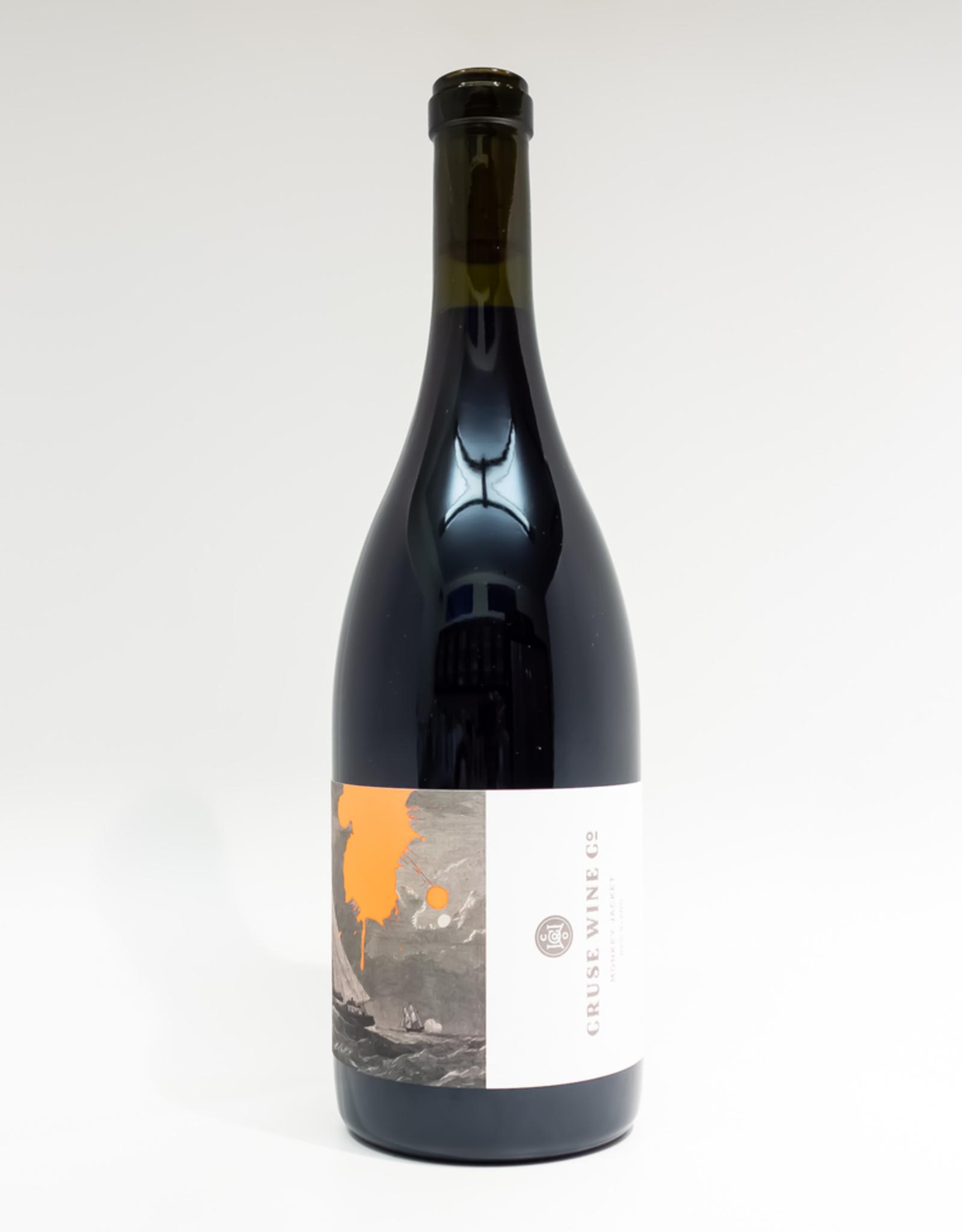Wine-Red-Light Cruse Wines Co. 'Monkey Jacket' North Coast 2018